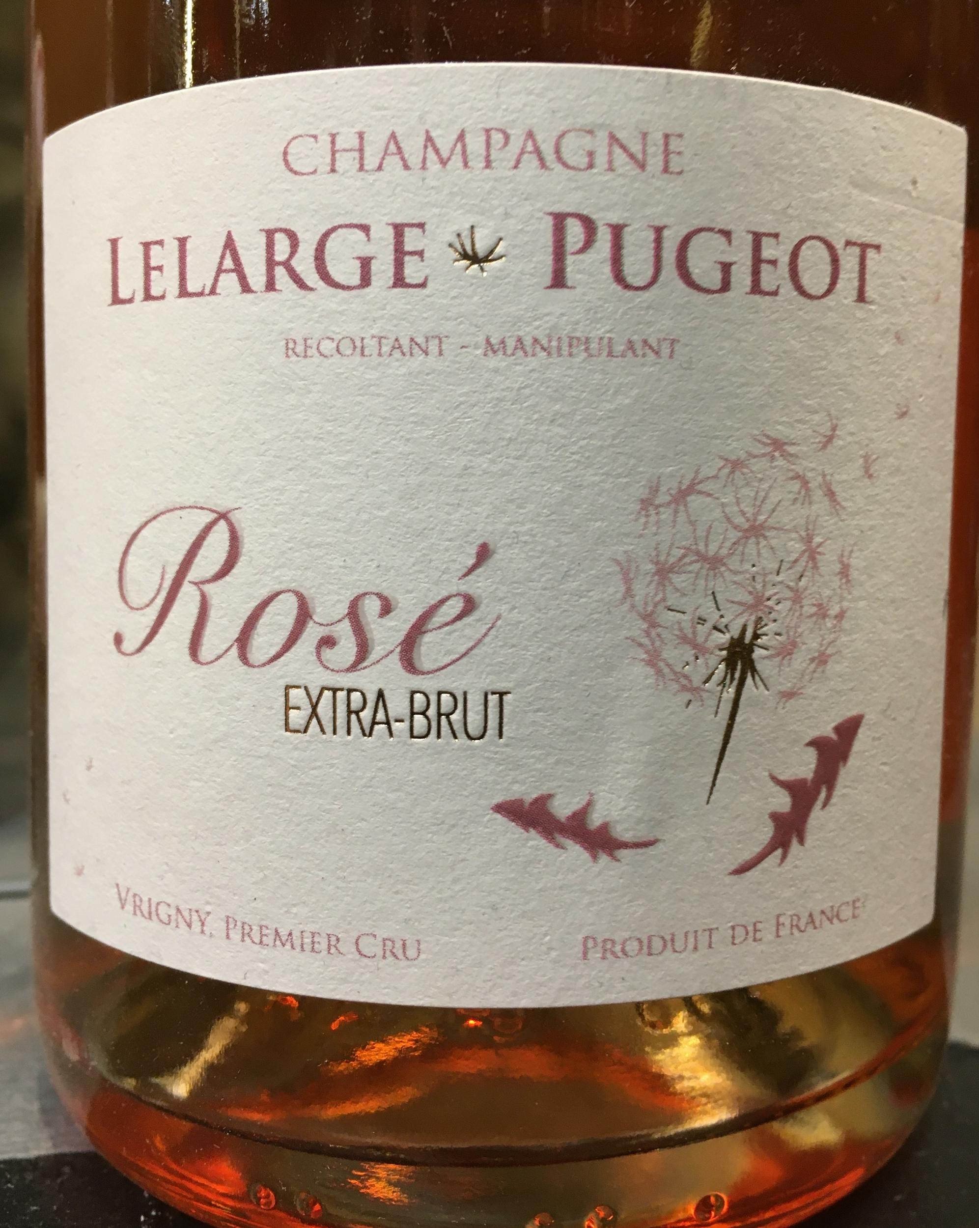 Lelarge-Pugeot Rosé Extra-Brut