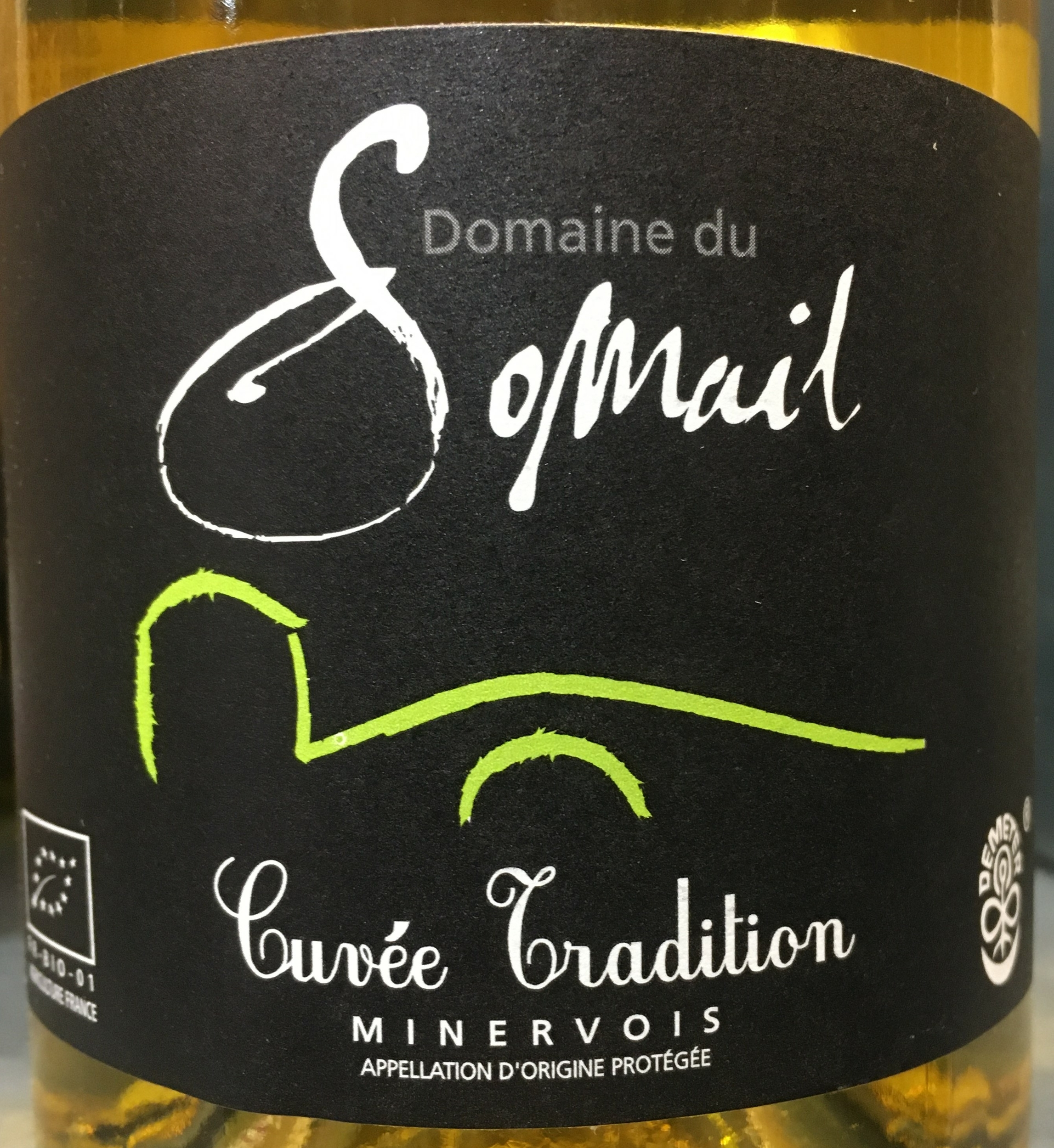 Cuvée Tradition Somail Blanc