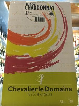 BIB Chardonnay Eric Chevalier 5L