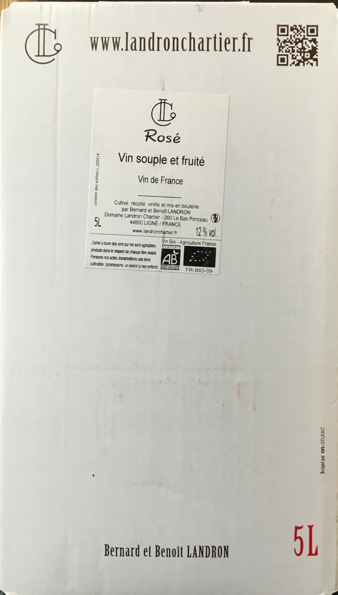 la nouvelle cave.bib rosé.landron chartier.2