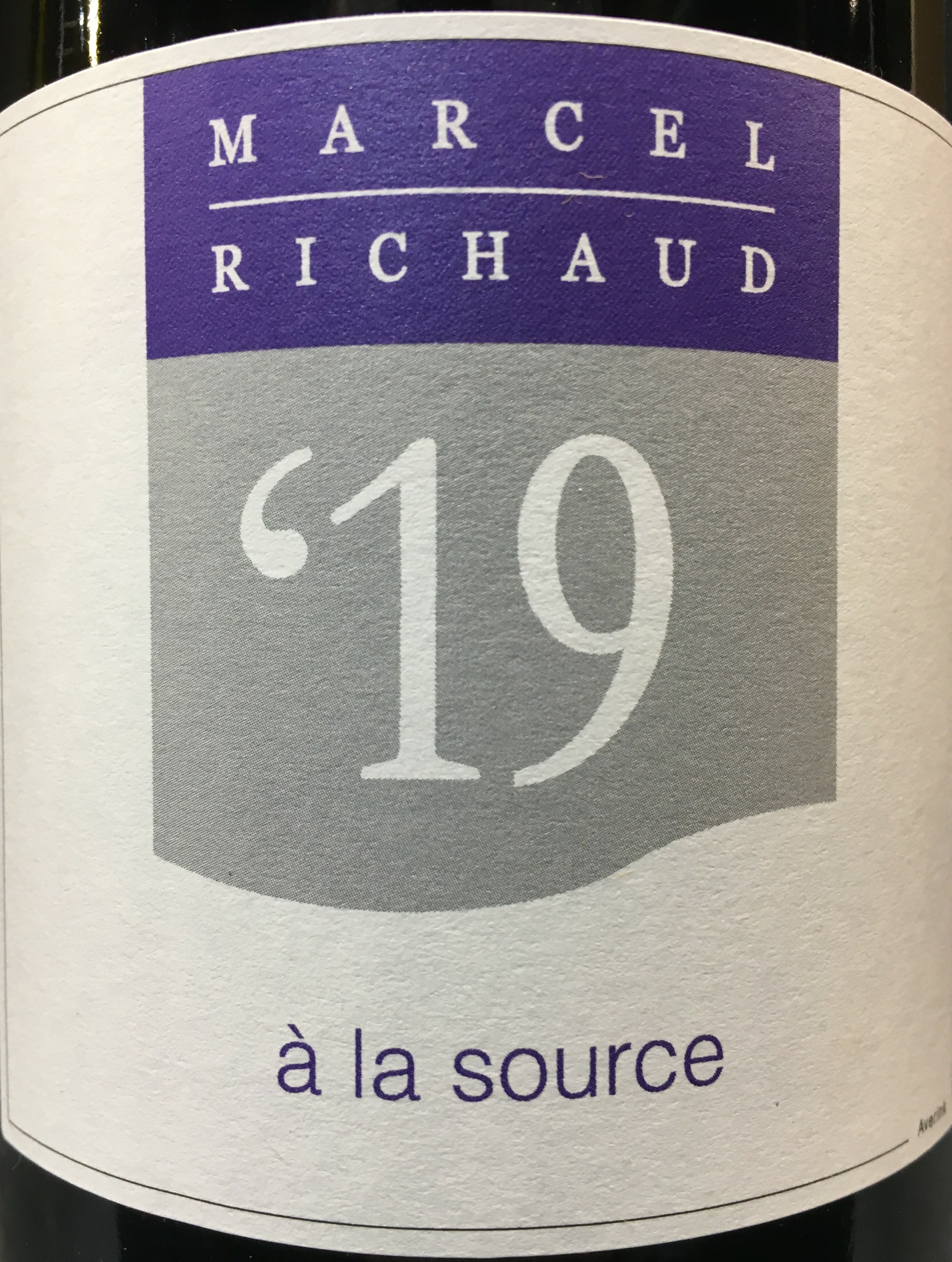 la nouvelle cave.a la source.marcel richaud.1