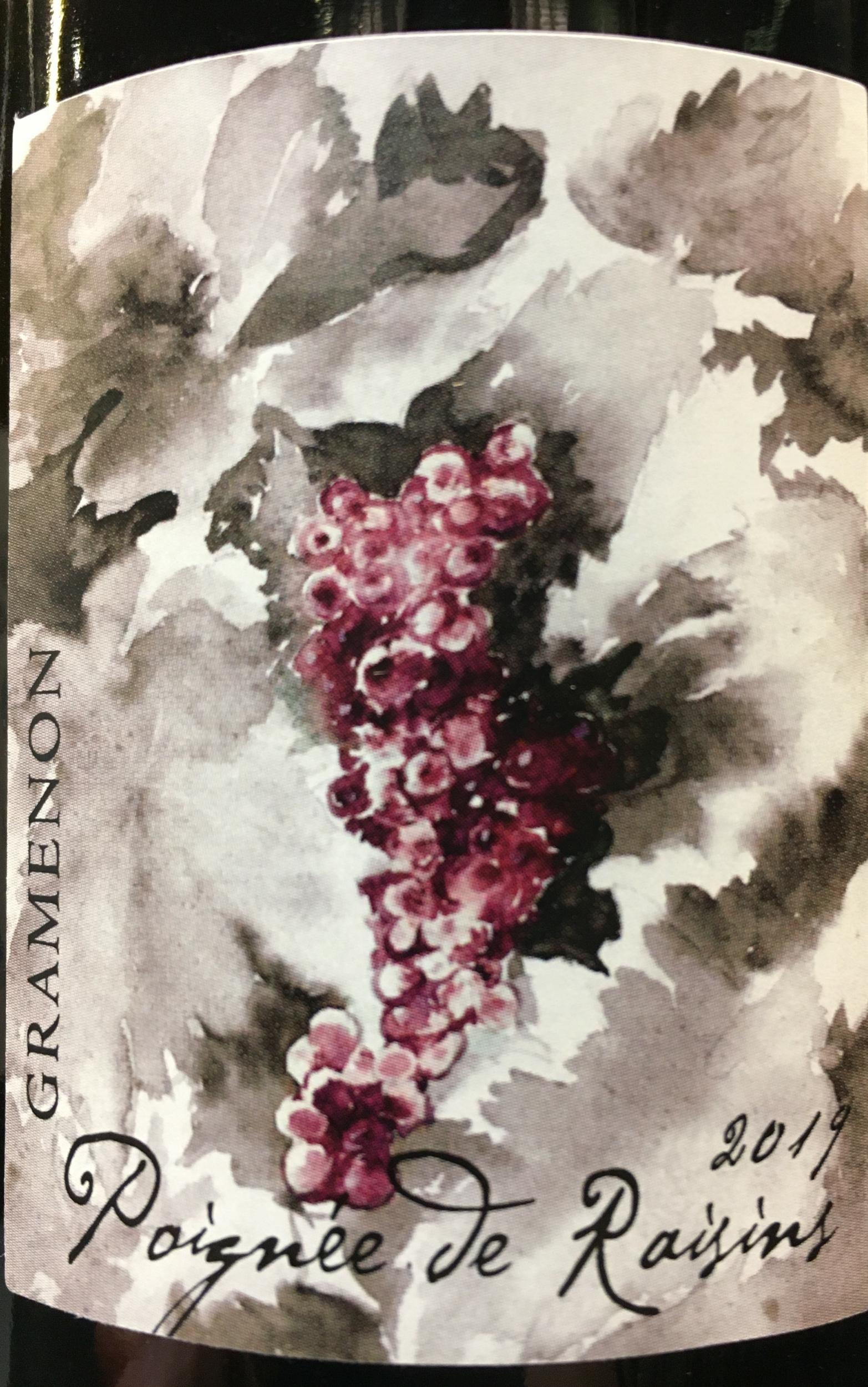 Poignée de Raisins