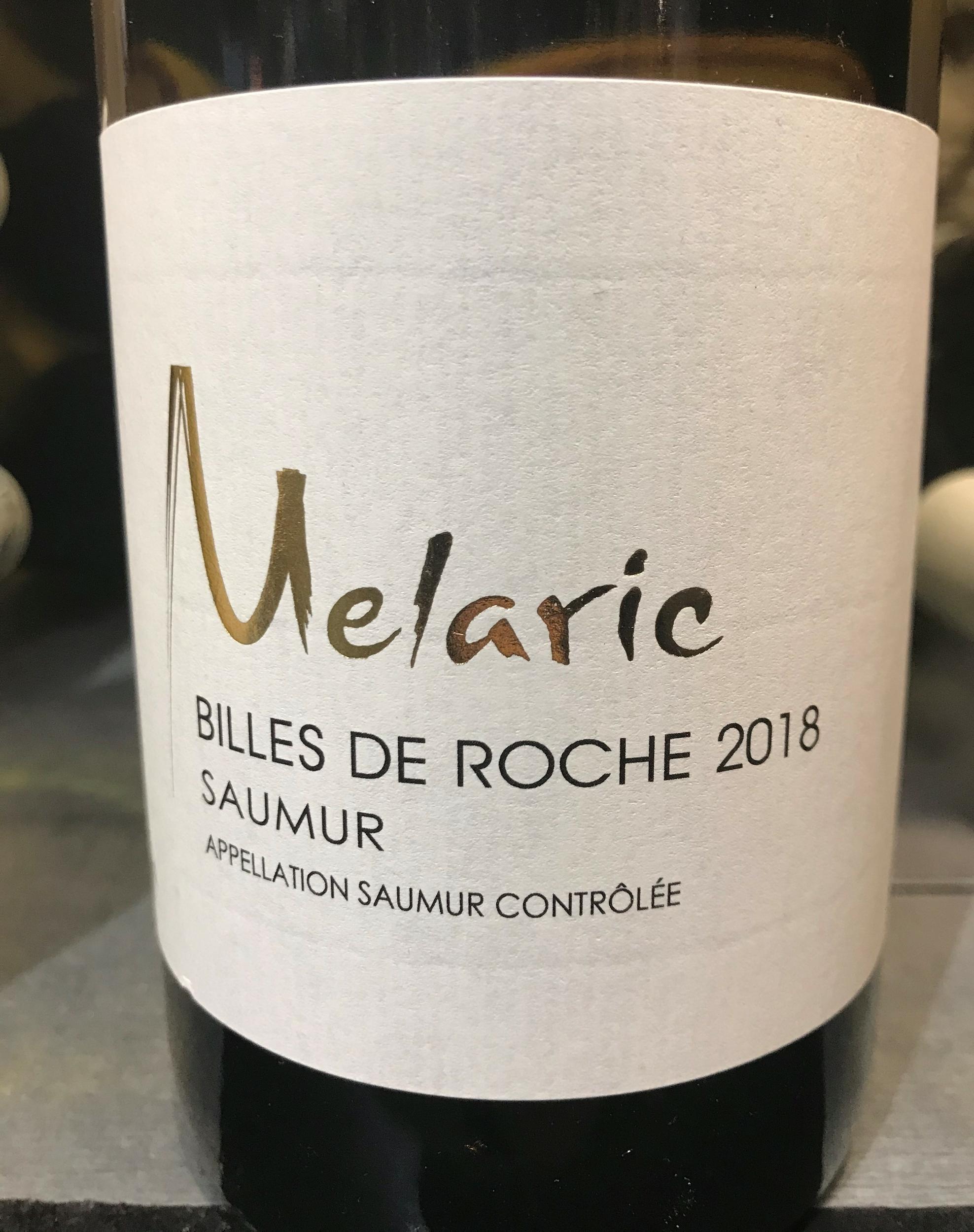 Billes de Roche Blanc 2018