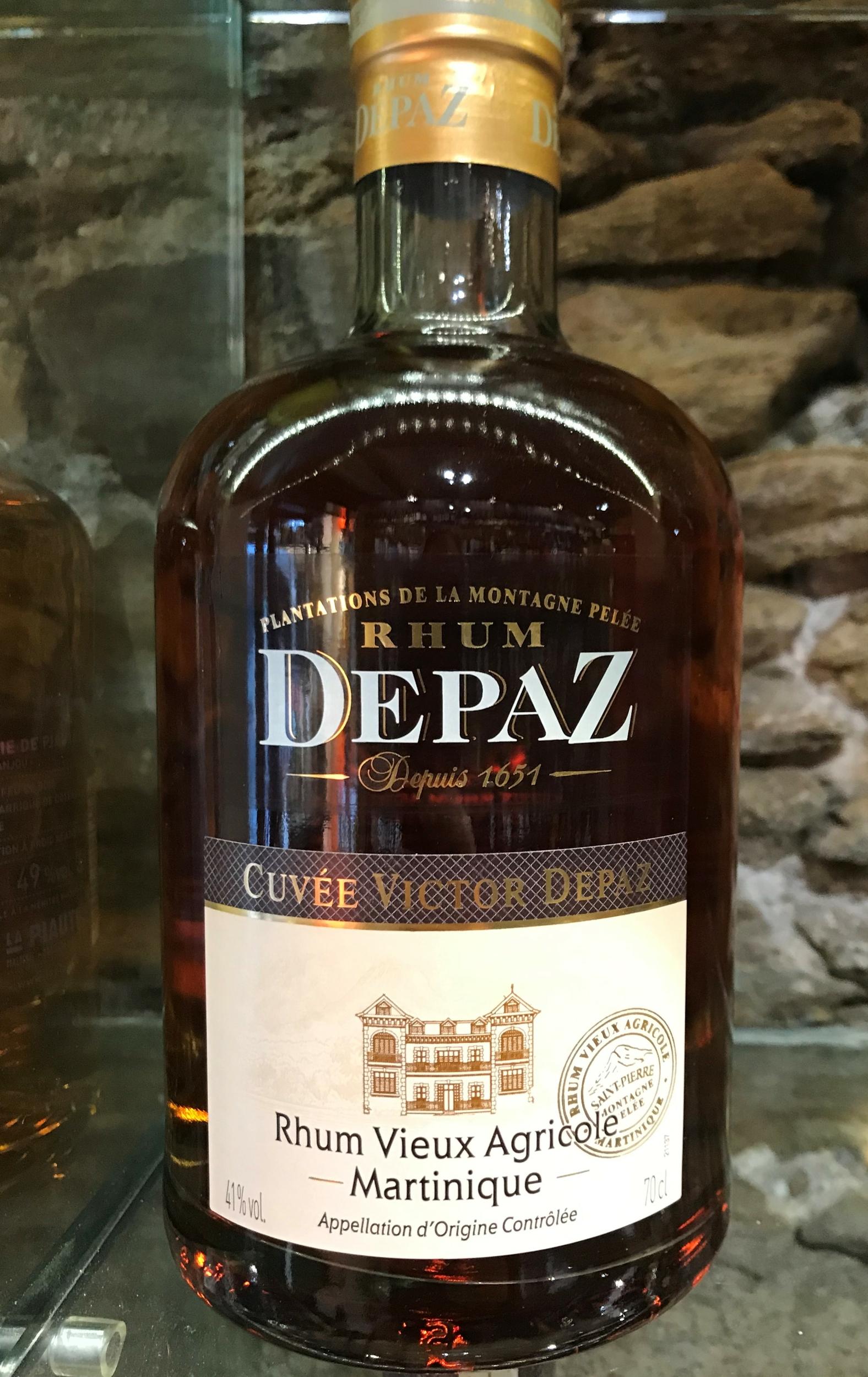 Cuvée Victor Depaz