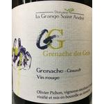 Ia nouvelle cave.grenache des gres.la grange saint andre.olivier pichon.1