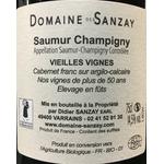la nouvelle cave.saumur champigny vieilles vignes.domaine de sanzay.2