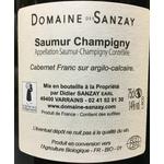 la nouvelle cave.saumur champigny-domaine des sanzay.2