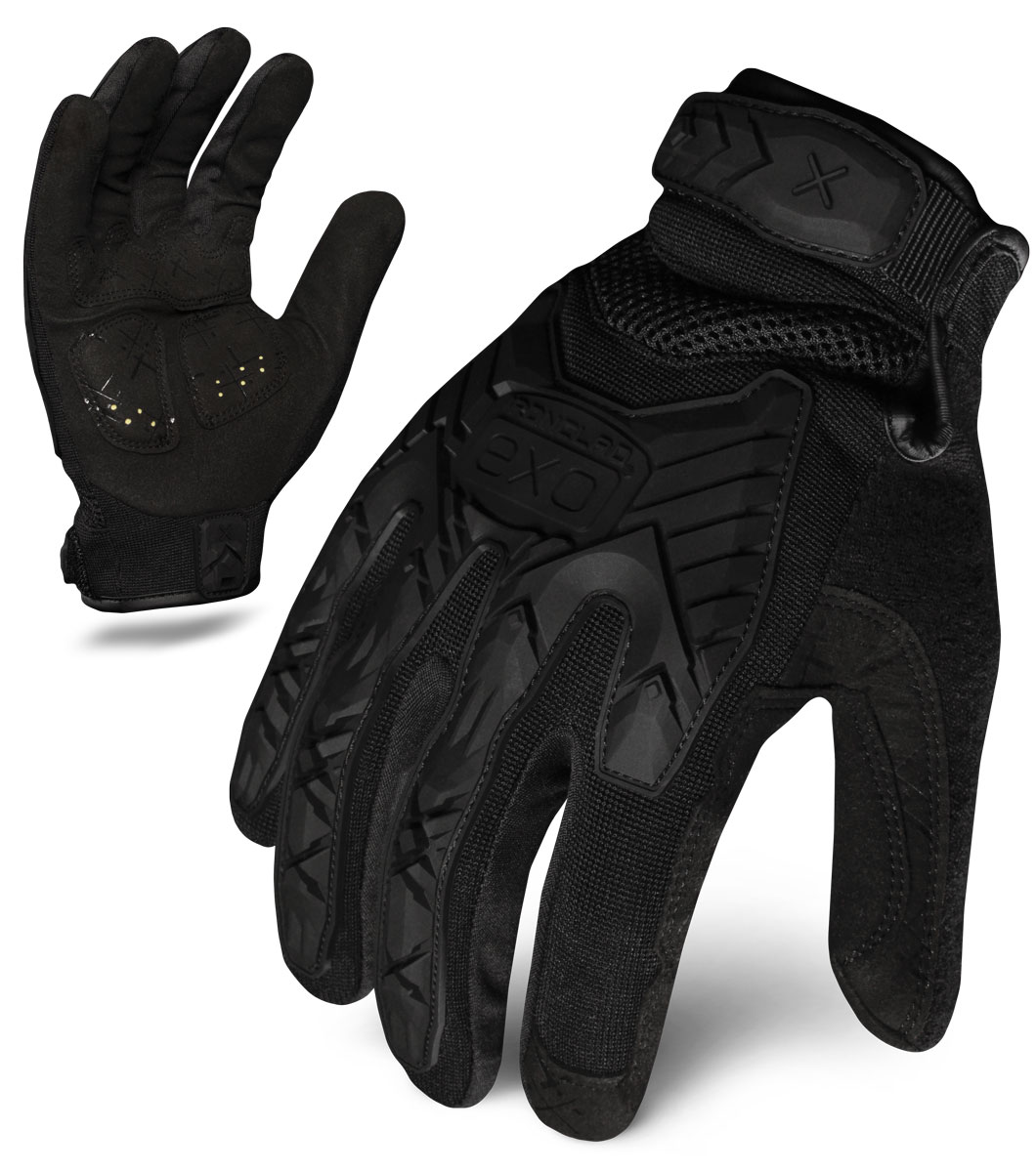 GUANTES TACTICOS IRONCLAD IMPACT