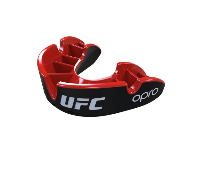 PROTEGE-DENTS OPRO UFC SILVER ADULTE