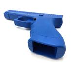 blue gun pistolet pour self-defense