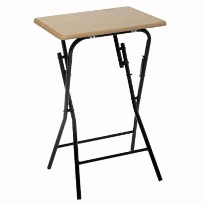 TABLE PLIANTE 48X38CM EN BOIS H64