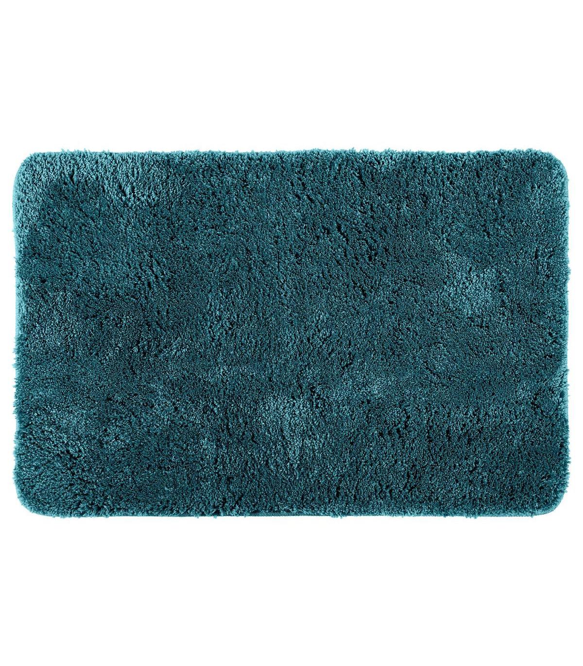 tapis-microfibre-vert-emeraude