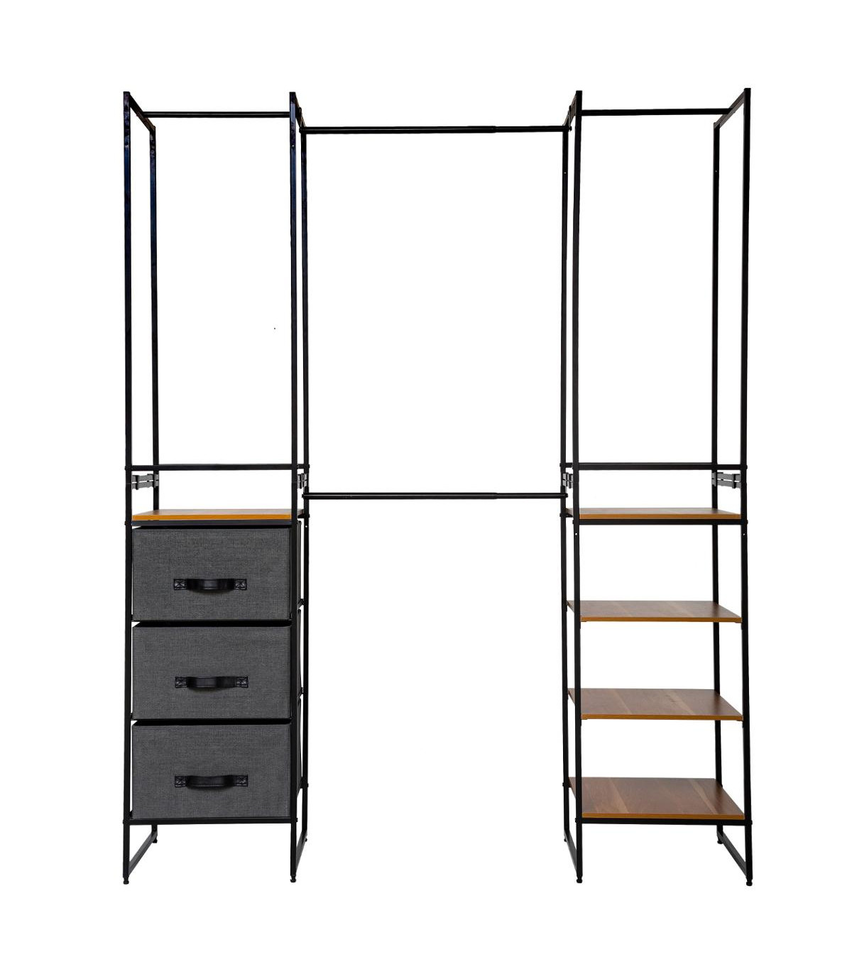ARMOIRE DRESSING MODULABLE & EXTENSIBLE H198