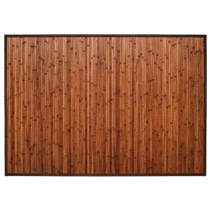 Tapis en bambou LATTÉ CHOCO 120X170
