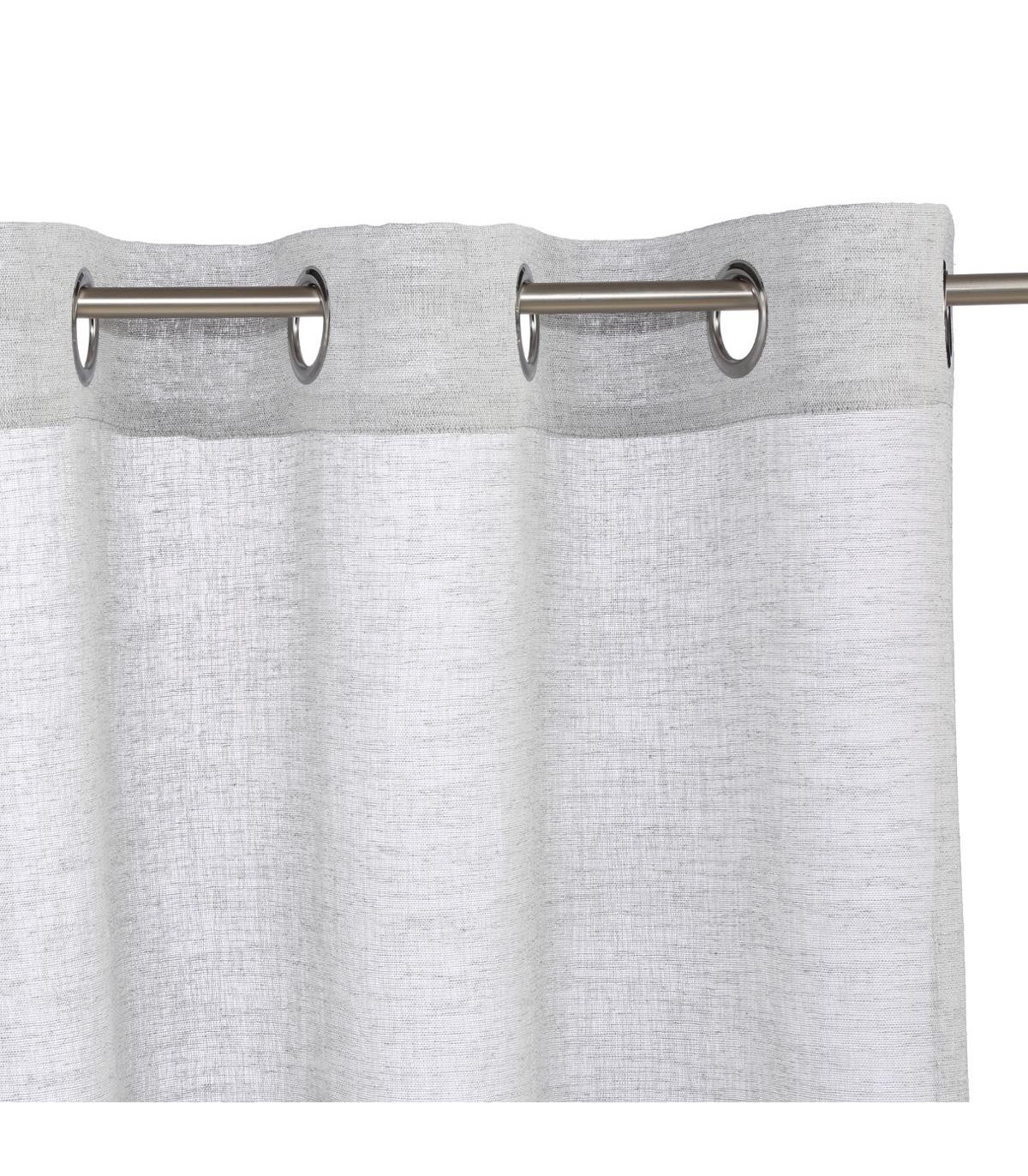 VOILAGE FRED GRIS 140X240