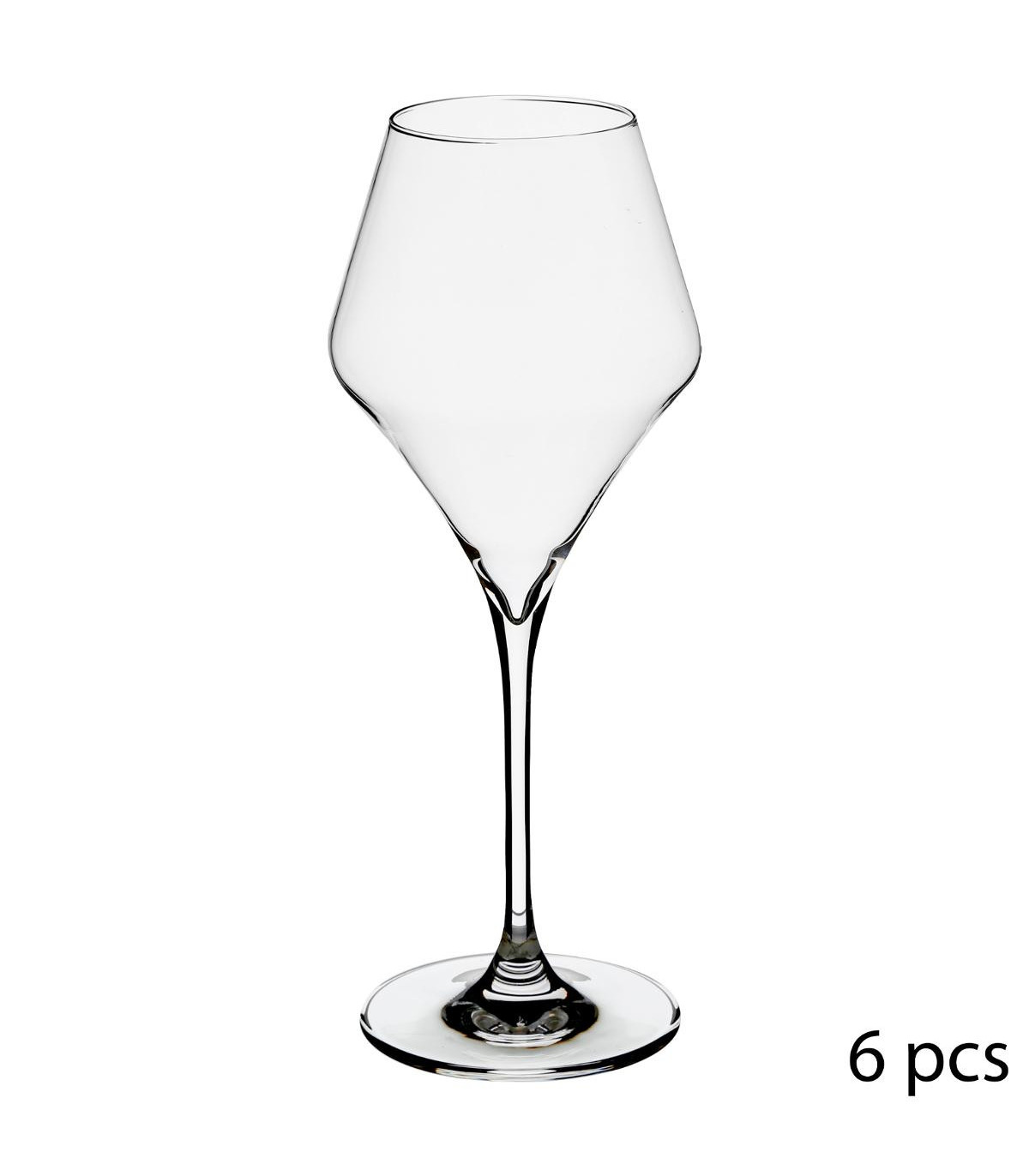 Verre à vin en Cristallin X6 CLARILLO 27CL