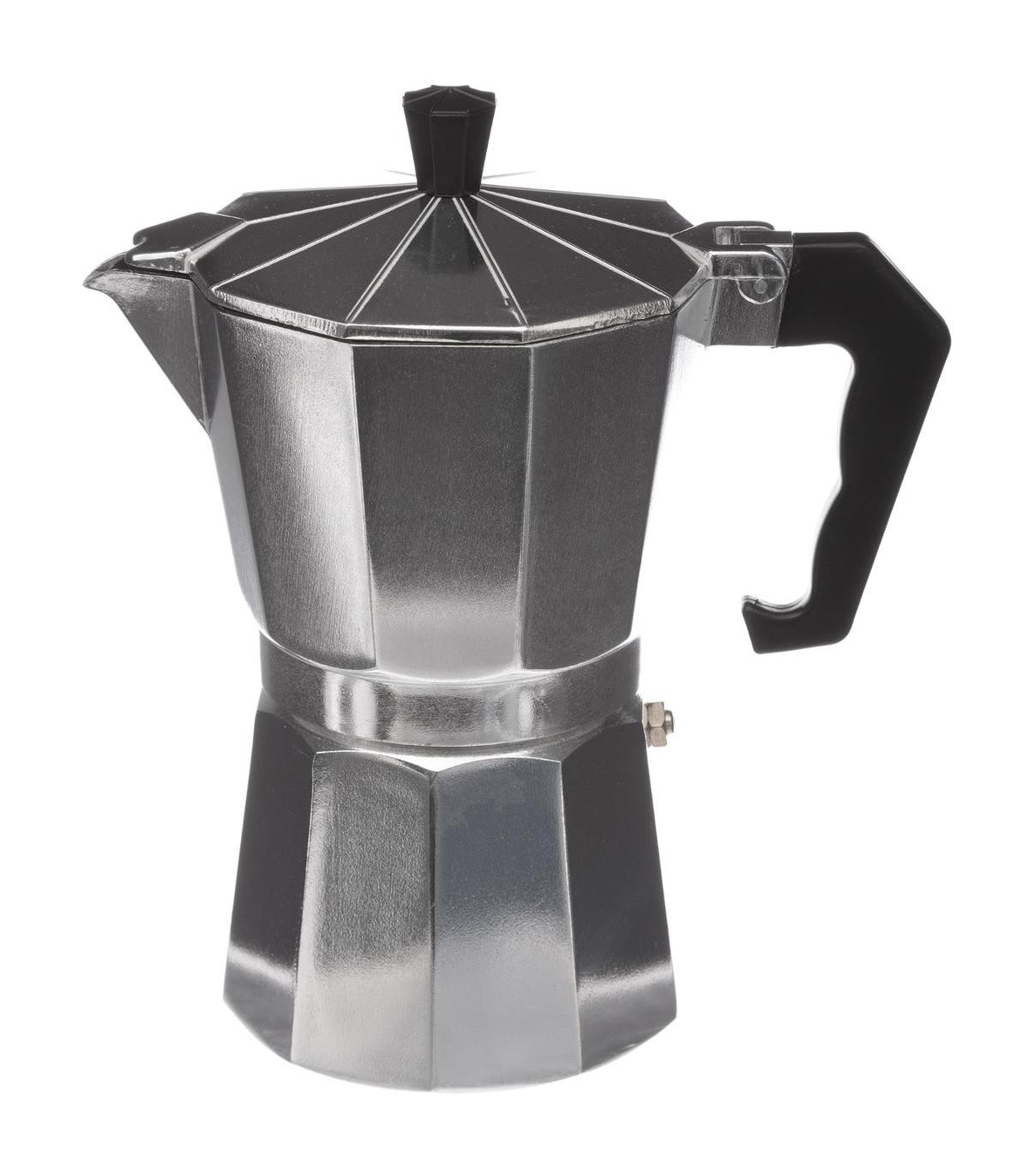 CAFETIERE ITALIENNE SILVER 6 TASSES