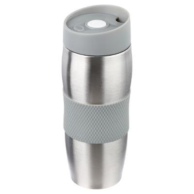 Mug isolant double paroi GRIS 36CL