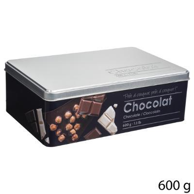 BOITE À TABLETTE CHOCOLAT RELIEF 2