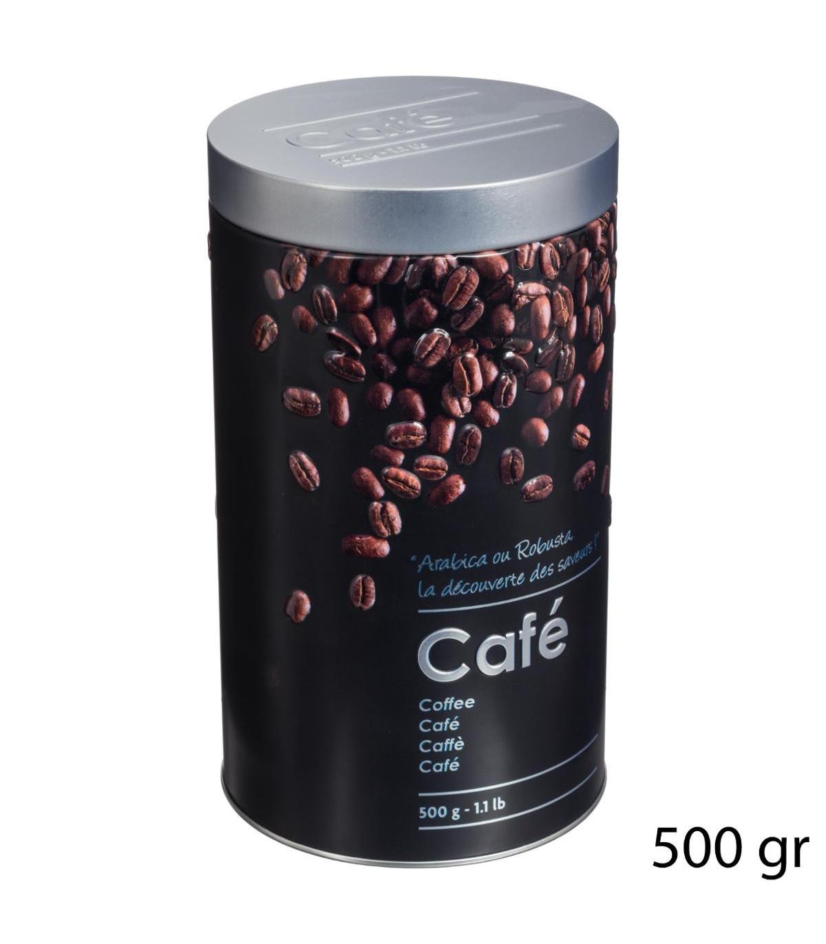 BOITE À CAFÉ RELIEF 2