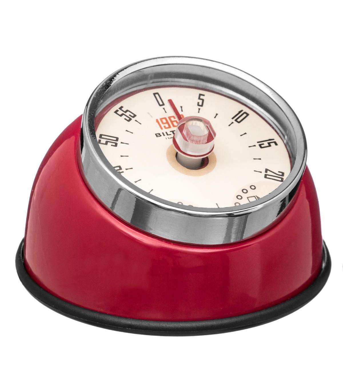 minuteur-retro-magnet-rouge-rc