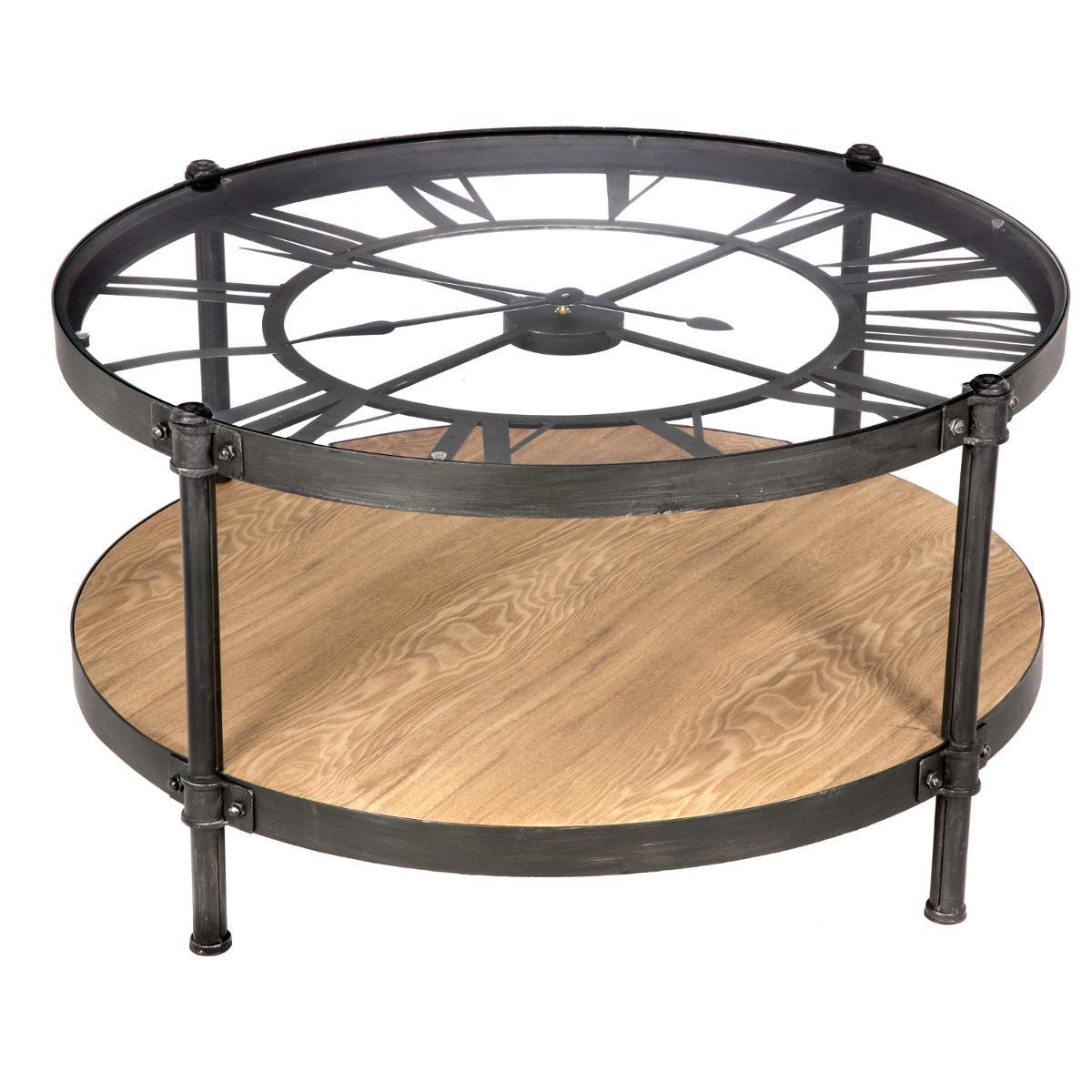 TABLE BASSE CHRONO