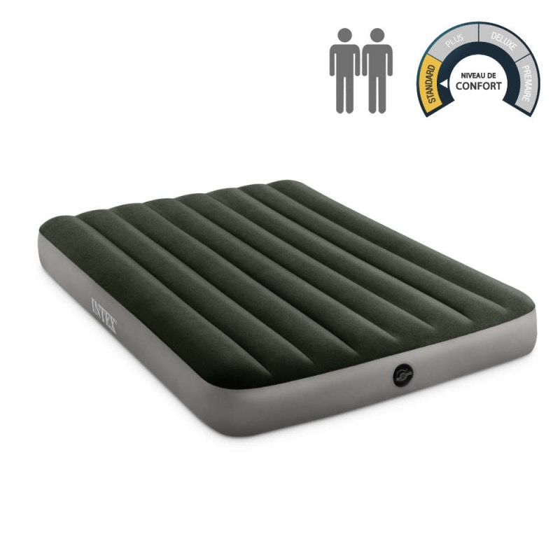 Matelas gonflable simple INTEX 2P