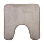 tapis-contour-wc-memoire-taupe-48x48