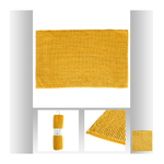 tapis-chenille-court-jaune-moutarde