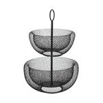 corbeille-a-fruits-sur-2-etages-en-metal-mesh-noir-h-38-cm
