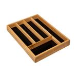 range-couverts-5-compartiments-en-bambou-naturel-et-noir-34-x-25-x-45-cm