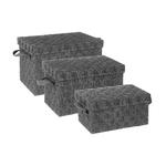 lot-de-3-boites-rectangulaires-tressees-lise-gris-fonce