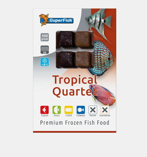 TROPICAL QUARTET 100 gr