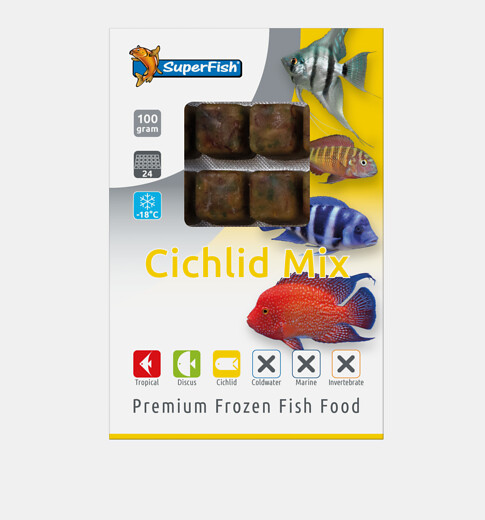 CICHLID MIX 100 gr