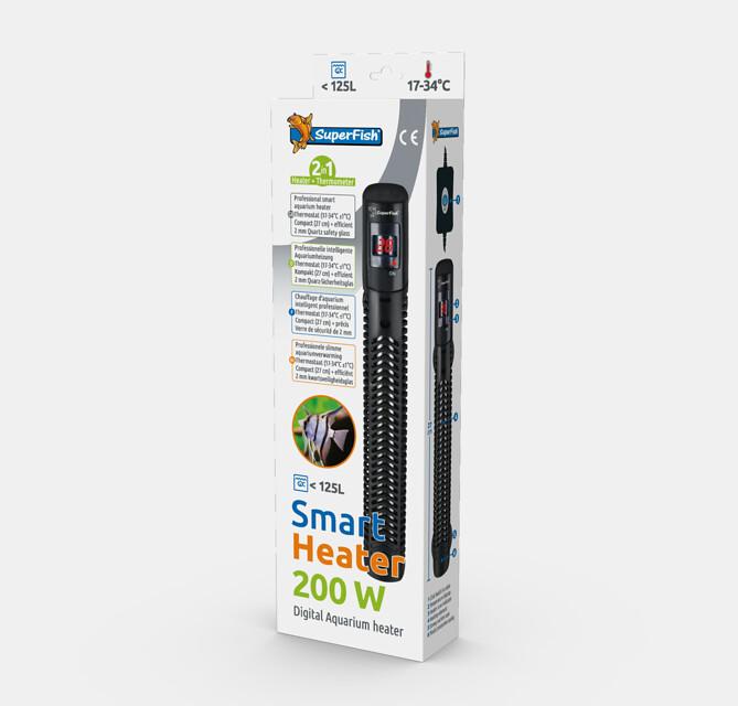 SuperFish Chauffage Smart Heater 200W