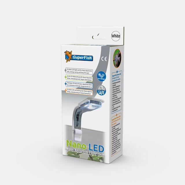 SuperFish Nano LED blanc