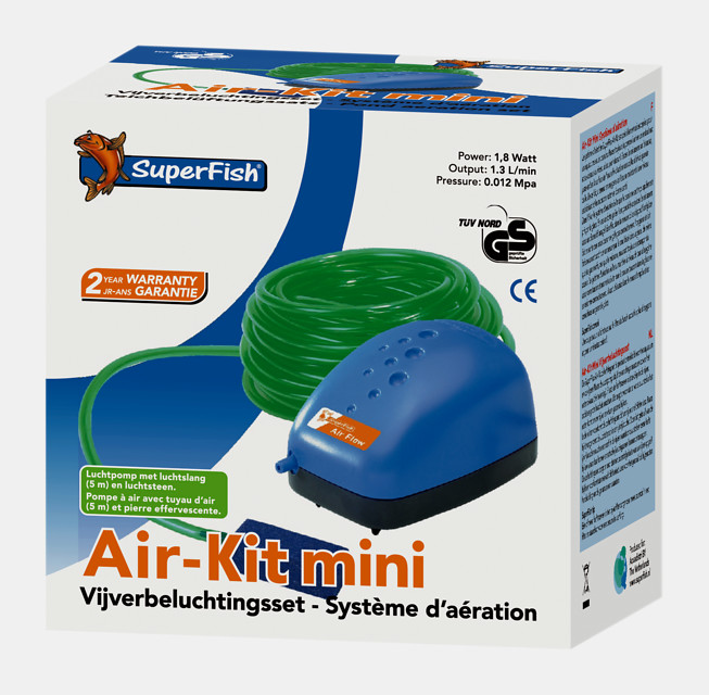 SuperFish Pond Air-Kit mini