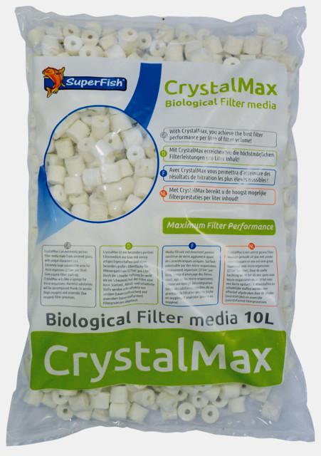 SuperFish filtre crystalmax sac 10 litres