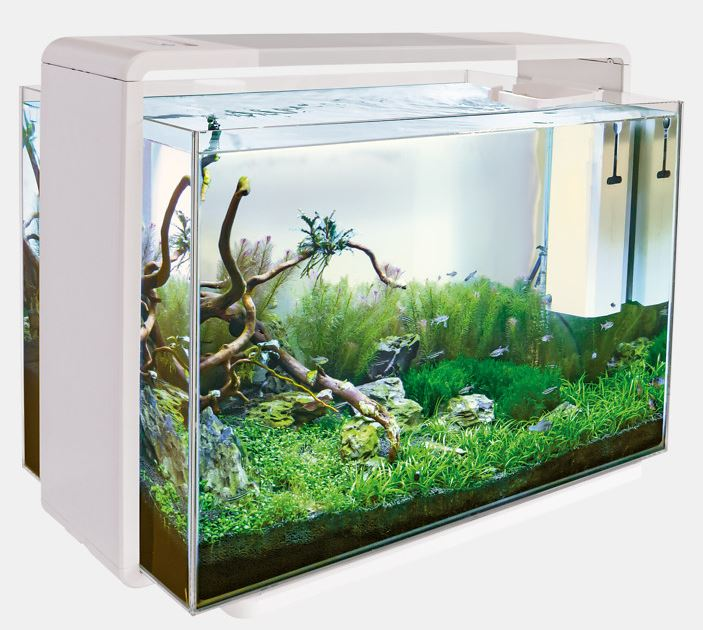 SuperFish Aquarium HOME 110 - Blanc