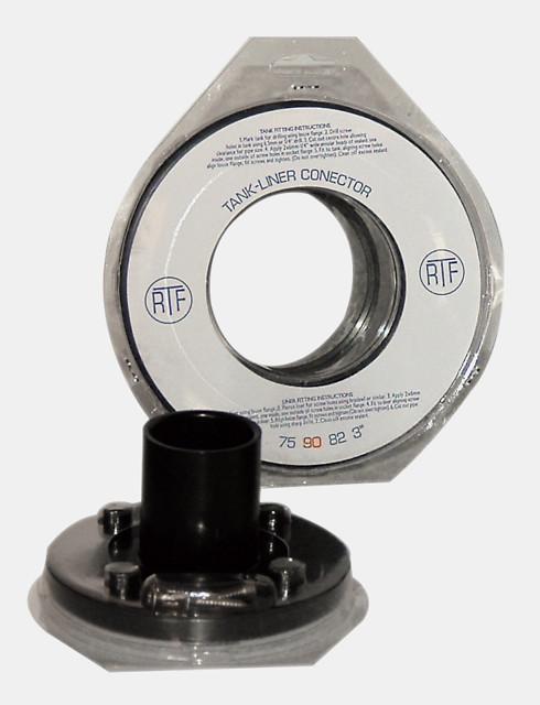 SuperFish Connecteurs bâche/bac professionnel 110mm