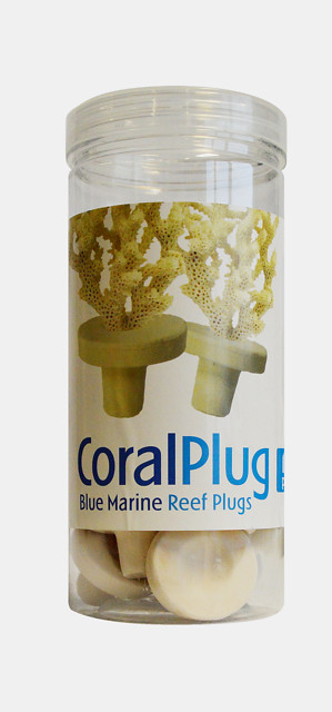 BLUE MARINE CORAL PLUG 12 PCS