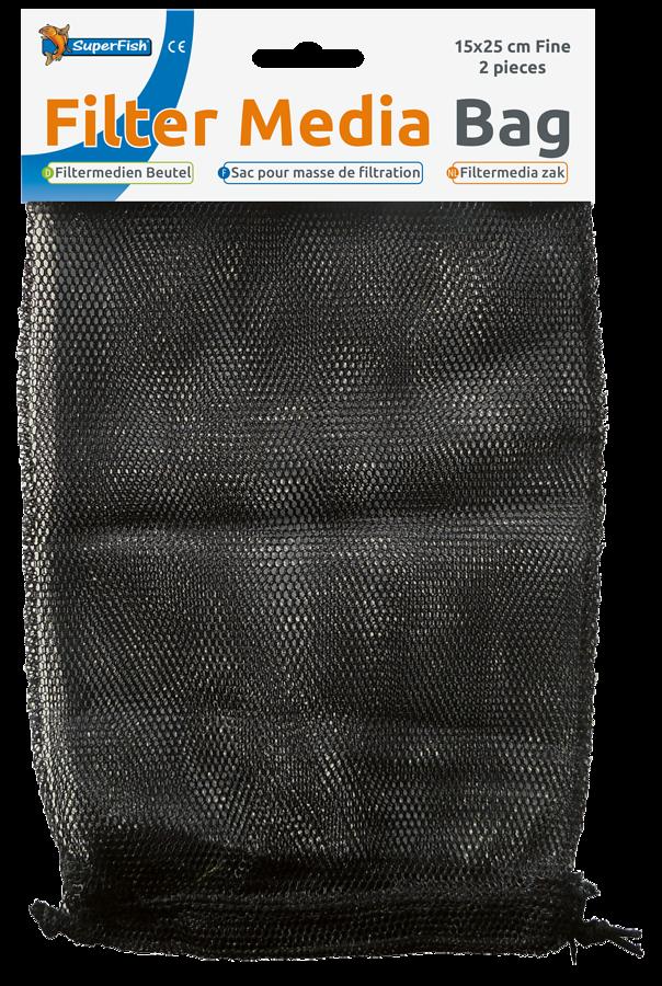 Sac pour masse de filtration 15x25cm 2 pcs.
