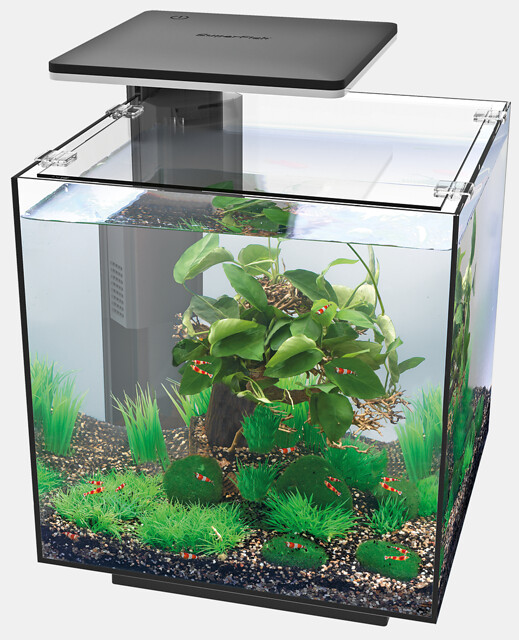 SuperFish Aquarium QUBIQ 30 PRO - Noir