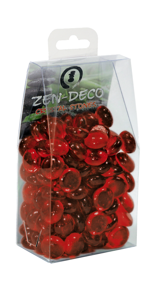 SUPERFISH ZEN CRYSTAL STONES 300 GRAM ROUGE