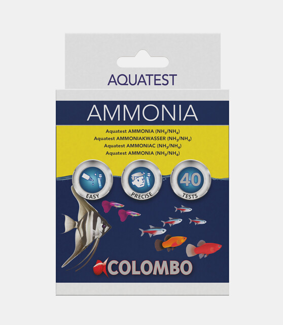 COLOMBO Ammoniac AQUA TEST