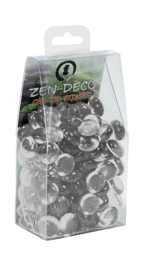 SUPERFISH ZEN CRYSTAL STONES 300 GRAM BLANC