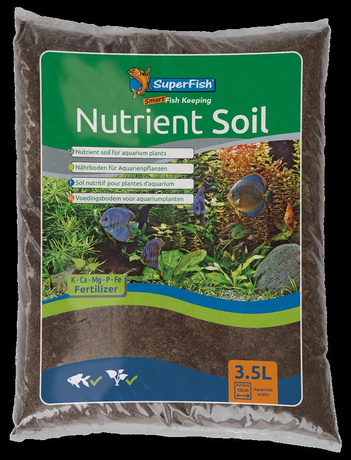 SuperFish Sol nutritif AQUA PLANTE - 3,5L