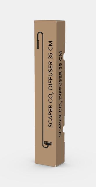 COLOMBO Diffuseur Scaper CO2 - 35cm
