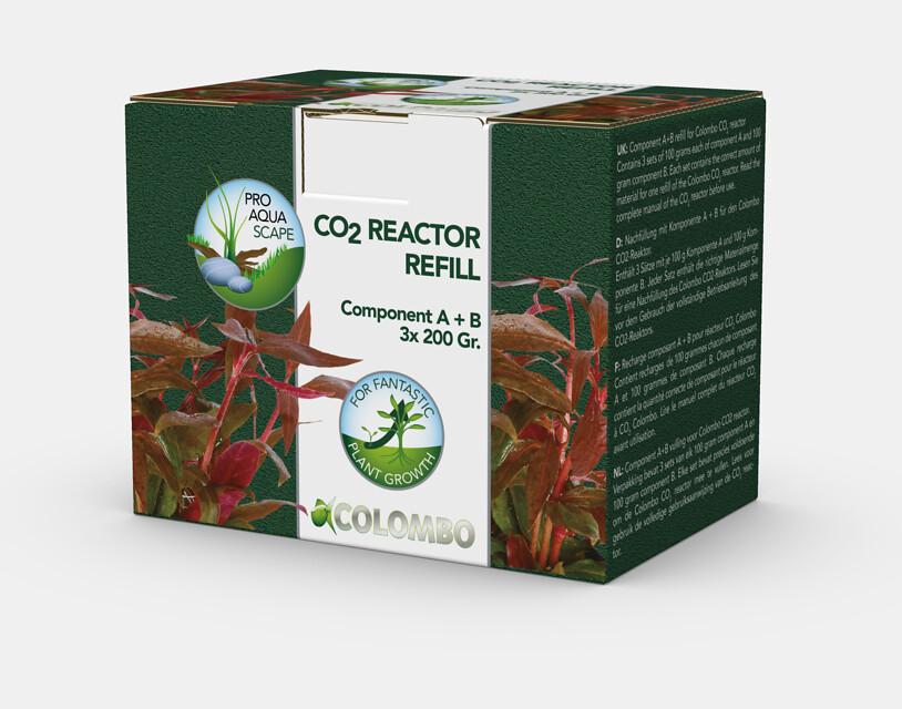 COLOMBO Recharge Réacteur CO2