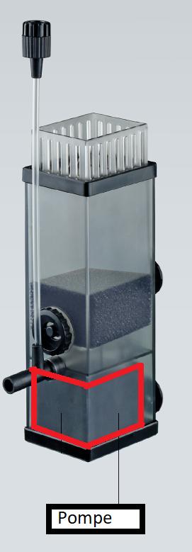SuperFish Pompe de Surface skimmer 300